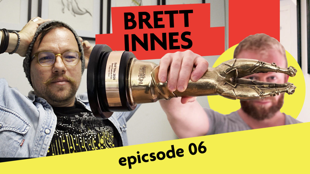 Brett Innes interview